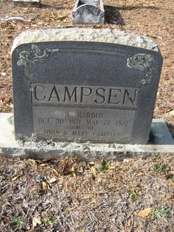 H. Harold Campsen