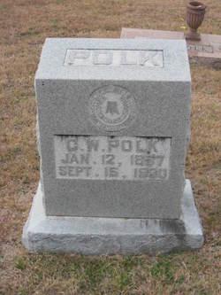 Charles Woolwine Polk