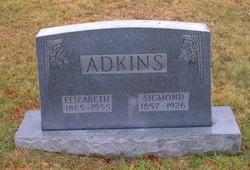 Sigmond Adkins