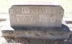Edith <I>Castor</I> Everhart