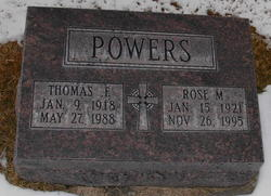 Thomas F. Powers