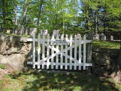 Quaker New South Cemetery Cram Yard