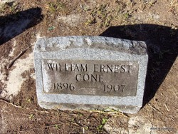 William Ernest Cone