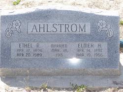 Elmer Harden Ahlstrom