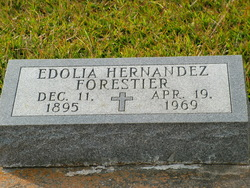 Edolia <I>Hernandez</I> Forestier