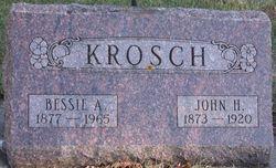 Bessie Adelia <I>Ripley</I> Krosch