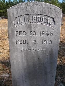 James Paul Brock