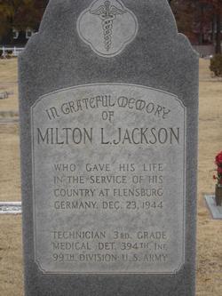 Milton Lamar Jackson