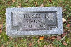 Charles Herbert Simons