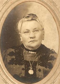 Therese Jacobine Helene Friederike Wilhelmine <I>Rabenaldt</I> Kimmel