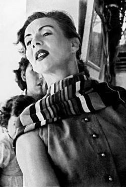 Doris Gibson Parra del Riego