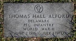 Thomas Hall Alford