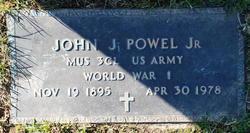 John J. Powel, Jr