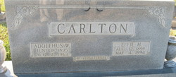 Adolphus W. Carlton