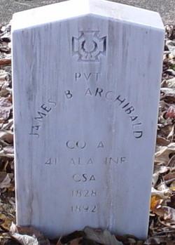 James B. Archibald