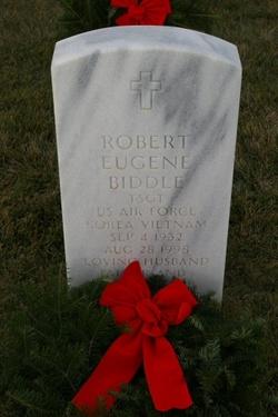 Robert Eugene Biddle, Sr