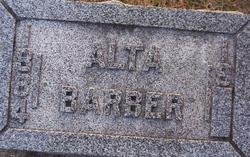 Alta Barber
