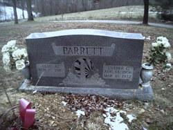 Elsie A. <I>Azbill</I> Parrett