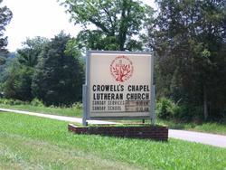 Crowells Chapel Cemetery (New)