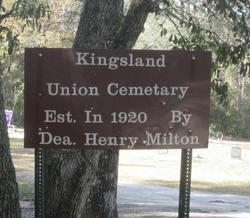 Kingsland Union Cemetery
