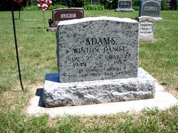 Winton Daniel Adams