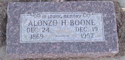 "Alonzo Havington ""Lon"" Boone"