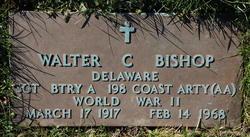 Walter Cloud Bishop