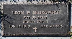 Leon W Skokowski