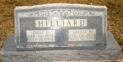 Daisy Dean <I>Callahan</I> Hilliard