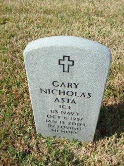 Gary Nicholas Asta