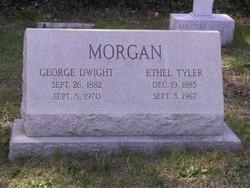 Ethel Barnum <I>Tyler</I> Morgan