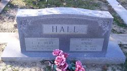 Addie <I>Miller</I> Hall