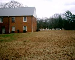 Eulaton First Baptist Church Cemetery