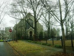 Myers Park Presbyterian Church Columbarium