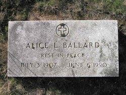 Alice Ballard