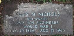 Ellis M. Nichols