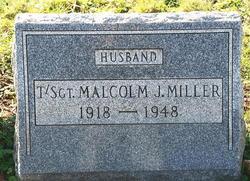 TSGT Malcolm Jay Miller, Sr