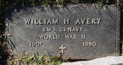William Henry Avery