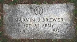 Marvin J Brewer