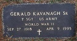 Gerald Kavanagh, Sr