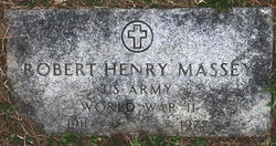 Robert Henry Massey