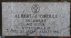 Albert J Oberle