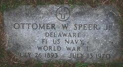 Ottomer W Speer, Jr