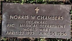 Norris Whiteman Chambers