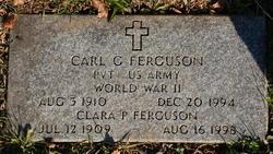Carl G Ferguson