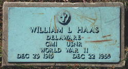 William L Haas