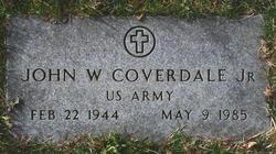 John W. Coverdale, Jr