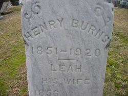 Henry Burns