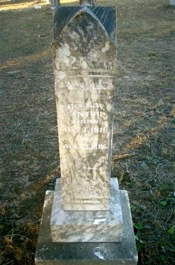 Rev George Wesley Lantrip