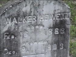 Walker Hewett